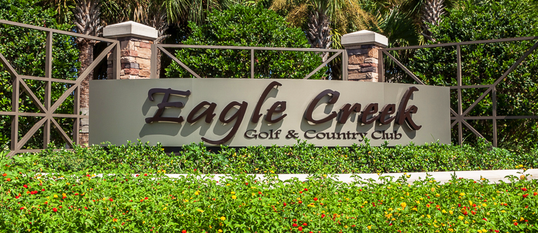 Eagle Creek Naples Florida