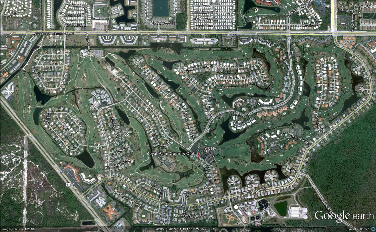 Royal Palm Map Listing