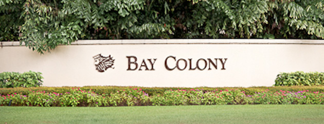 Bay Colony Naples, Florida