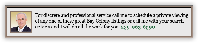 Bay Colony Real Estate