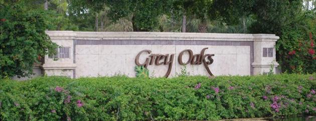 Grey Oaks Real Estate in Naples, Florida