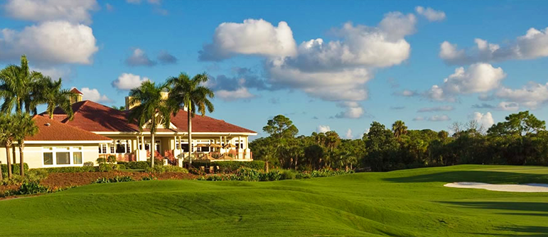 Collier's Reserve Golf Course