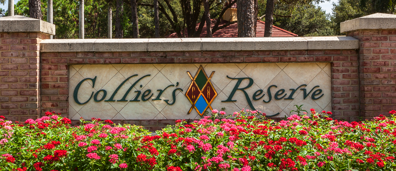 Collier's Reserve Homes For Sale