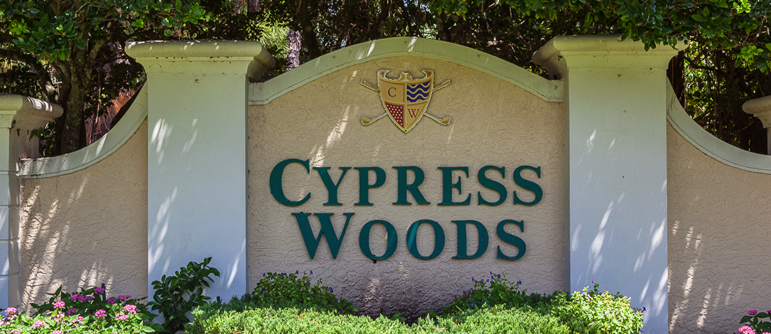 Cypress Woods Naples Florida