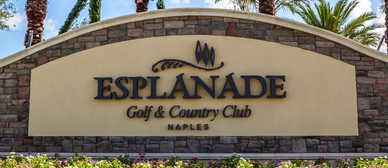 Esplanade Naples Florida