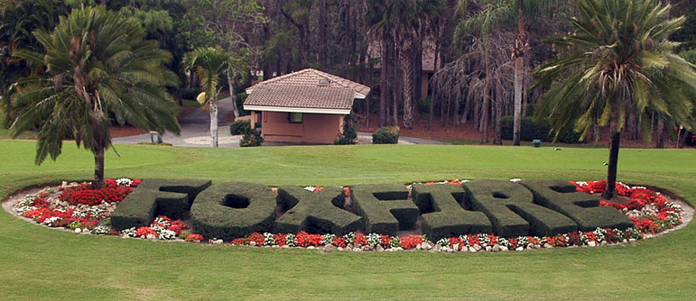 Foxfire Golf Club Naples Florida