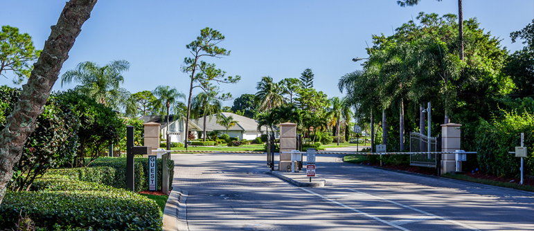 Foxfire Golf Community Naples