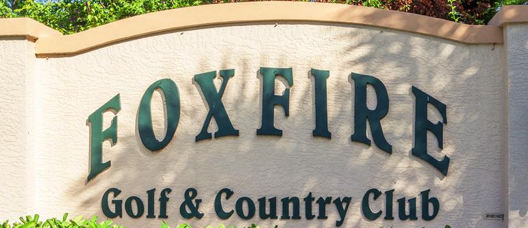 Foxfire Naples Florida