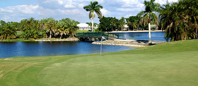 Lely Resort Golf Courses
