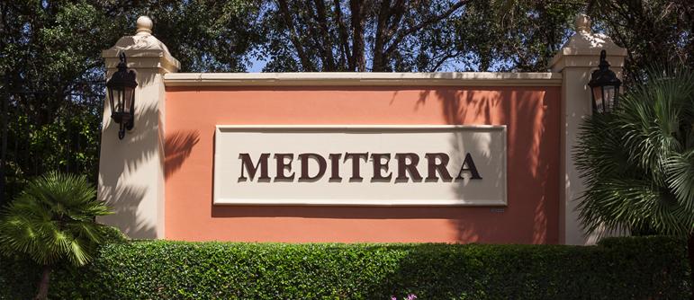 Mediterra Naples Florida