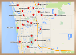 Naples Florida Luxury Golf Real Estate Communities