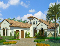 Naples Golf New Home Construction
