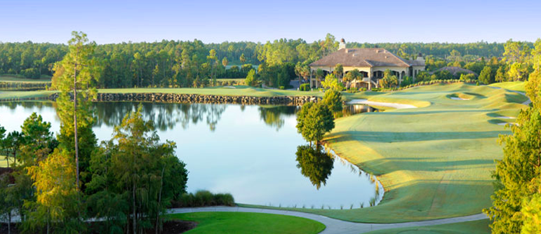Olde Cypress Golf Course Naples