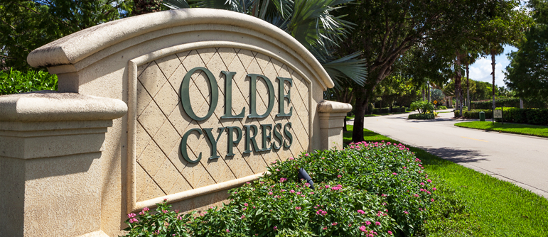 Olde Cypress Naples Florida