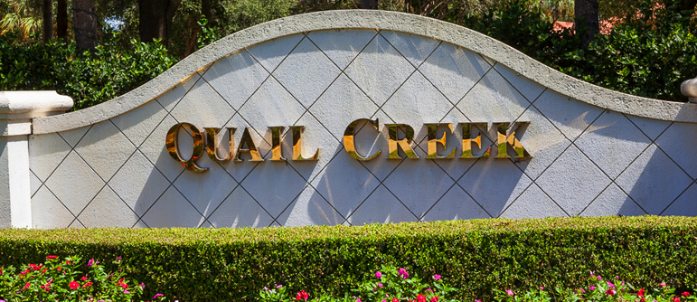 Quail Creek Naples Florida