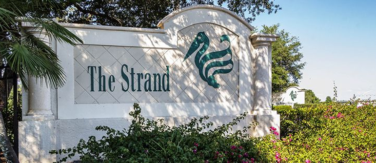 The Strand Naples Florida