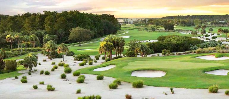 Twin Eagles Luxury Golf Properties