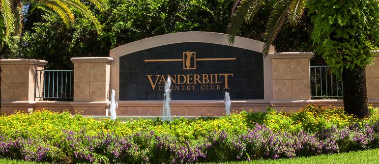 Vanderbilt Naples Florida