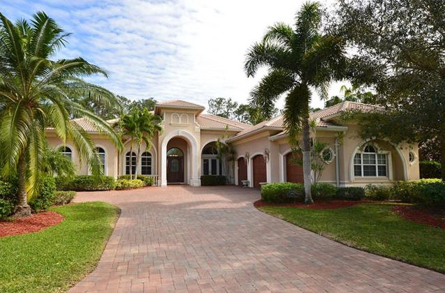 5832 Bromelia CT NAPLES  FLORIDA 34119