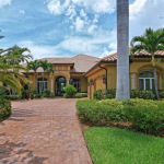Experience One of The Best Lake Views of All Lely Resort Properties