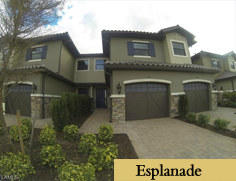 Esplanade Condos - 8756 Bellano CT 1-102