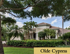 Olde Cypress Homes - 7433 Treeline DR