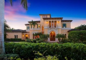 Mediterra Golf Luxury Homes